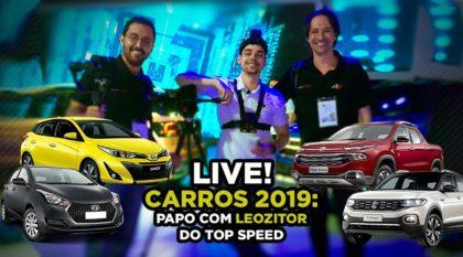 Carros 2019