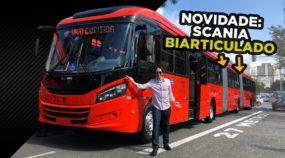 biarticulado Scania