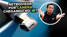 retrovisor por câmera