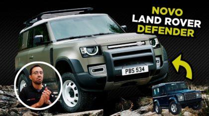 A lenda ressuscitou: Veja porquê o novo Land Rover Defender é uma revolução no mundo off-road