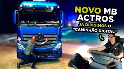 Novo Actros