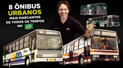 ônibus urbanos