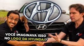 Logo da Hyundai