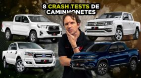 Crash Tests de Picapes