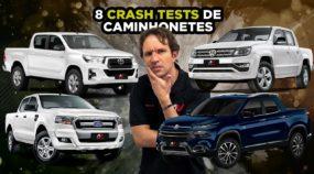 Crash Tests de Picapes