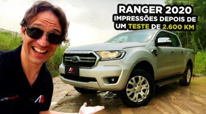 ranger XLT 2020