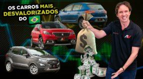 carros mais desvalorizados 2019